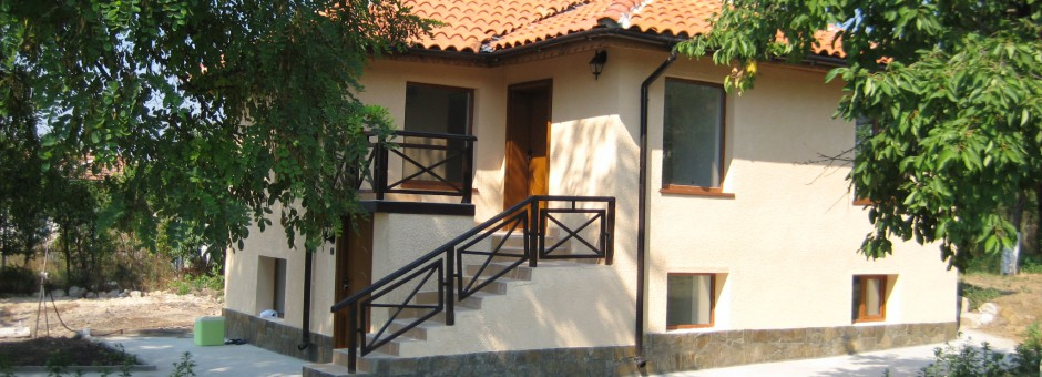 A Beautiful House, near Elhovo