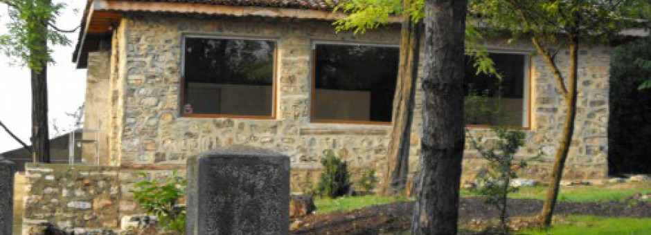 A Delightfully Secluded Single Story Property and Outbuilding, Varna